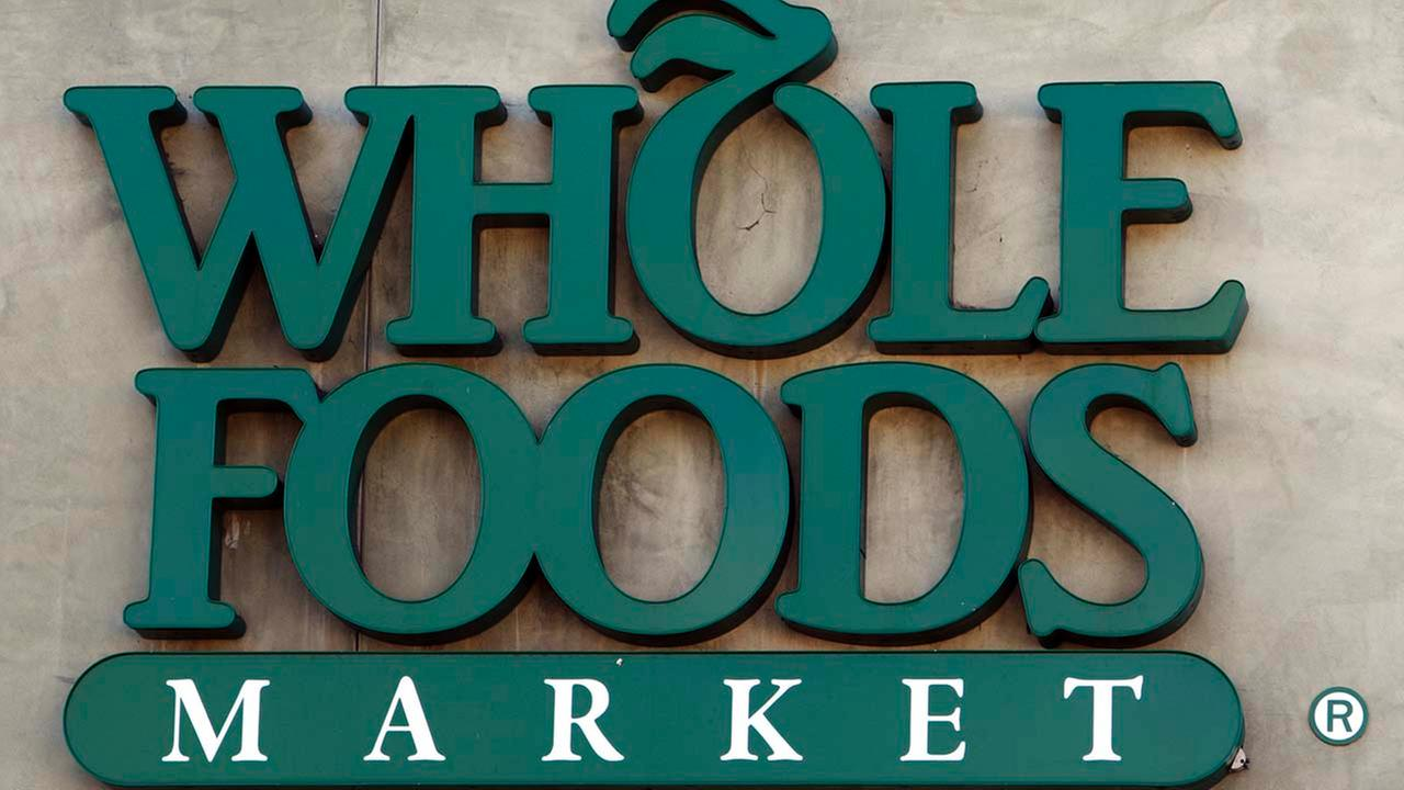 FILE - A Whole Foods store is seen in this undated image. (AP Photo/Reed Saxon)
