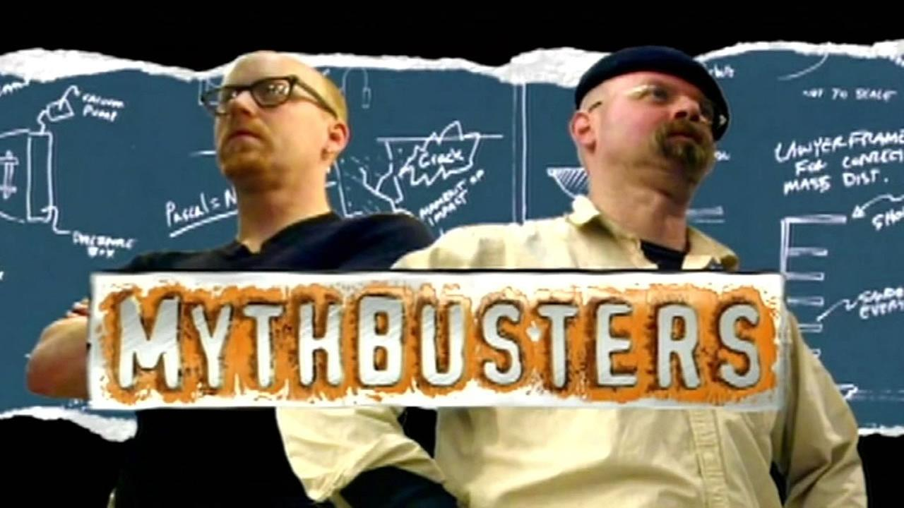 Discovery Channel show Mythbusters