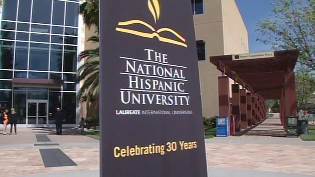 National Hispanic University in San Jose