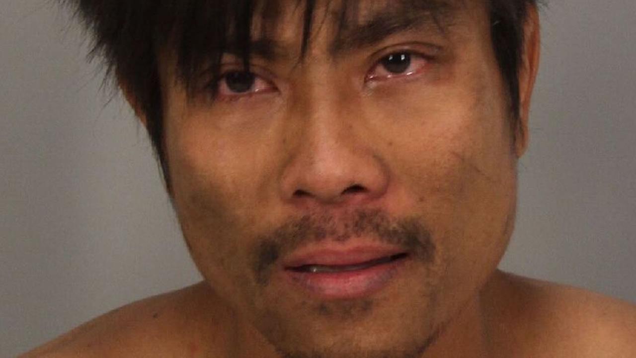 Police arrested arson fire suspect Tuan Tran in Santa Clara County