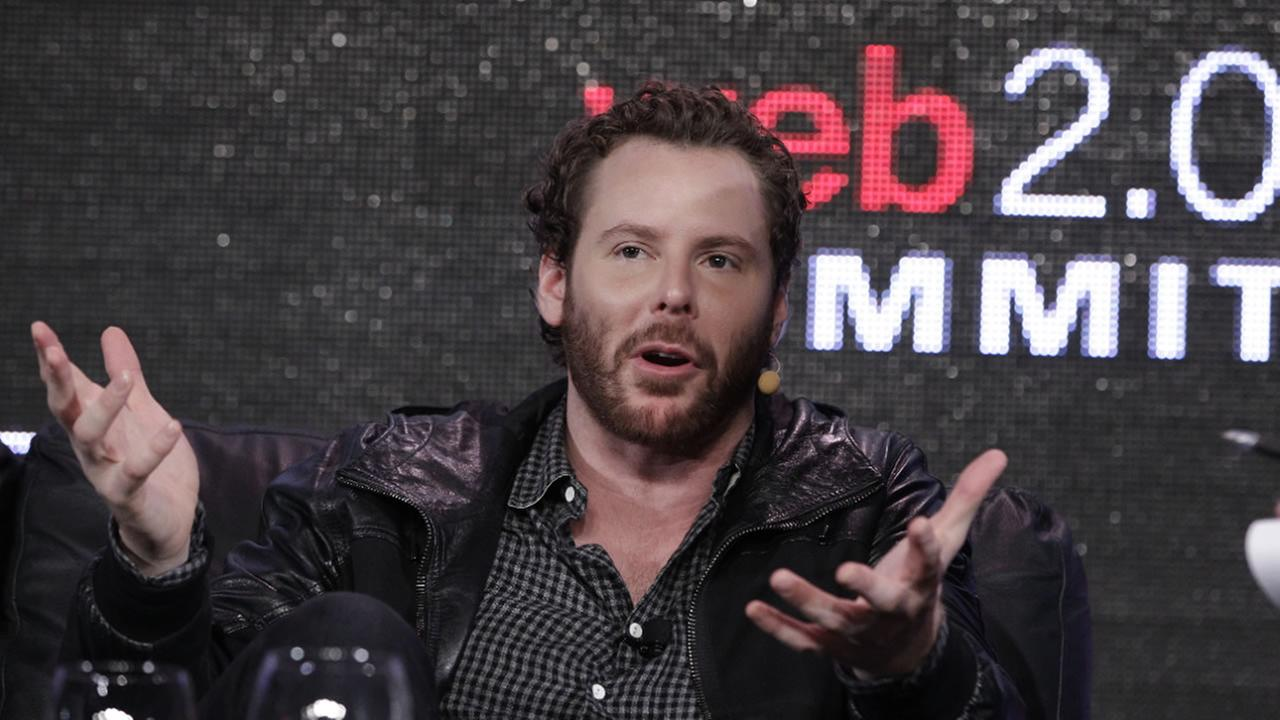 Sean Parker, Chairman of of Causes and a Managing Partner, Founders Fund, speaks at Web. 2.0 Conference in San Francisco, Monday, Oct. 17, 2011. Parker was co-founder of Napster.