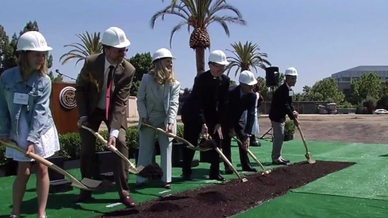 Santa Clara U. breaks ground on new soccer facility