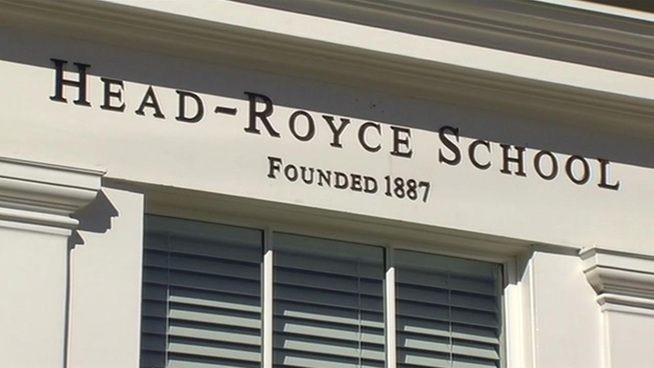 This image shows the Head-Royce School in Oakland, Calif. Nov. 14, 2015.
