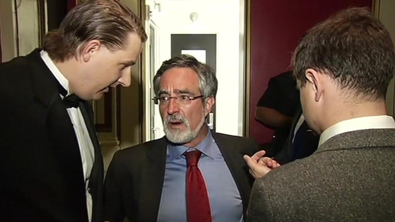 This undated image shows San Francisco Supervisor Aaron Peskin.