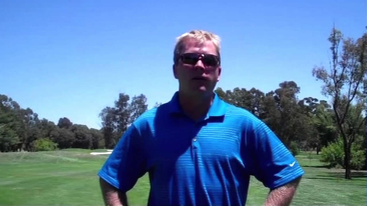 golf pro Andrew Nisbet