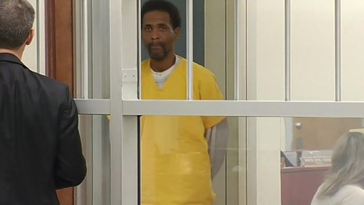 Convicted sex offender Barry Dugar, 50, whos accused of molesting young people in his unlicensed group home, made a court appearance in Richmond, Calif. on November 6, 2015.