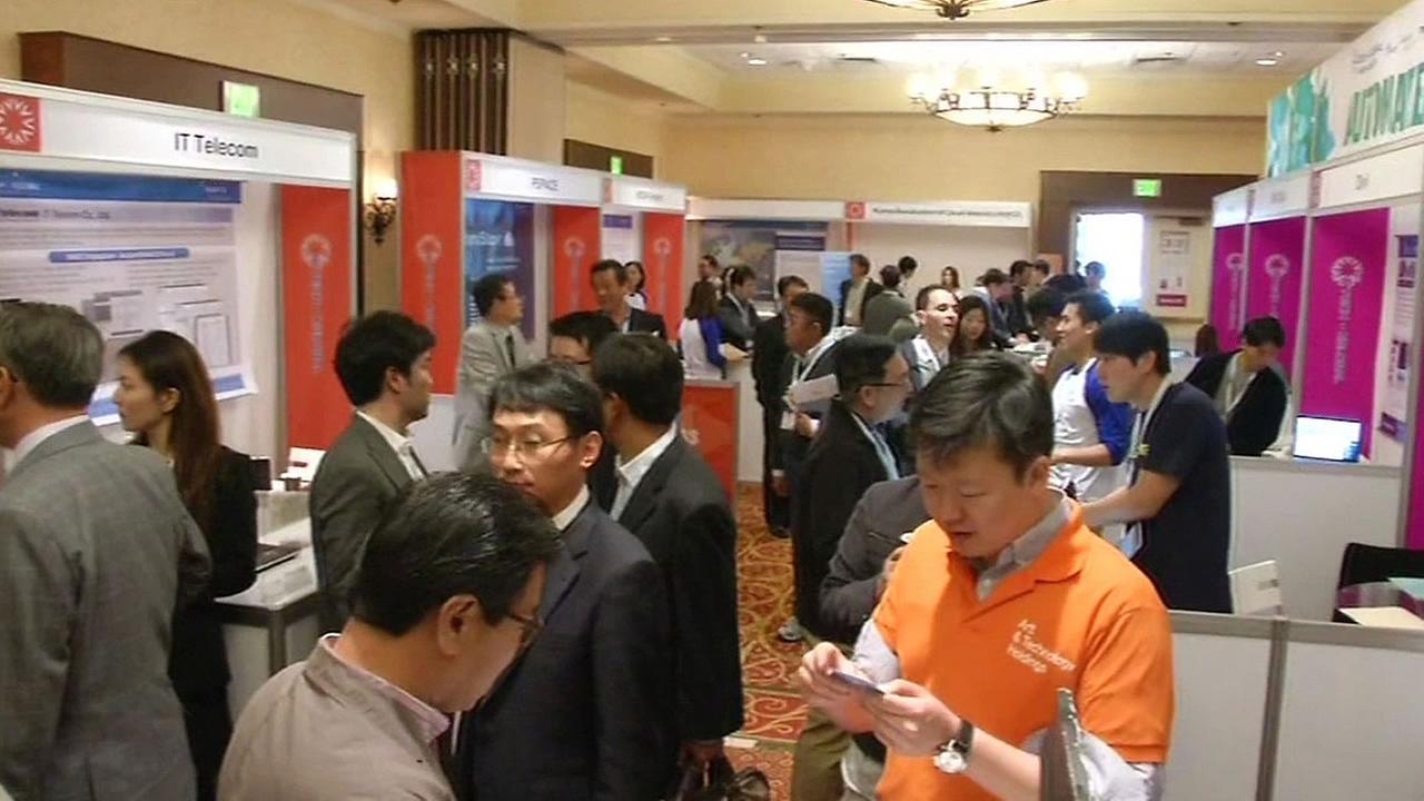 Korean technology expo K-TECH in Silicon Valley