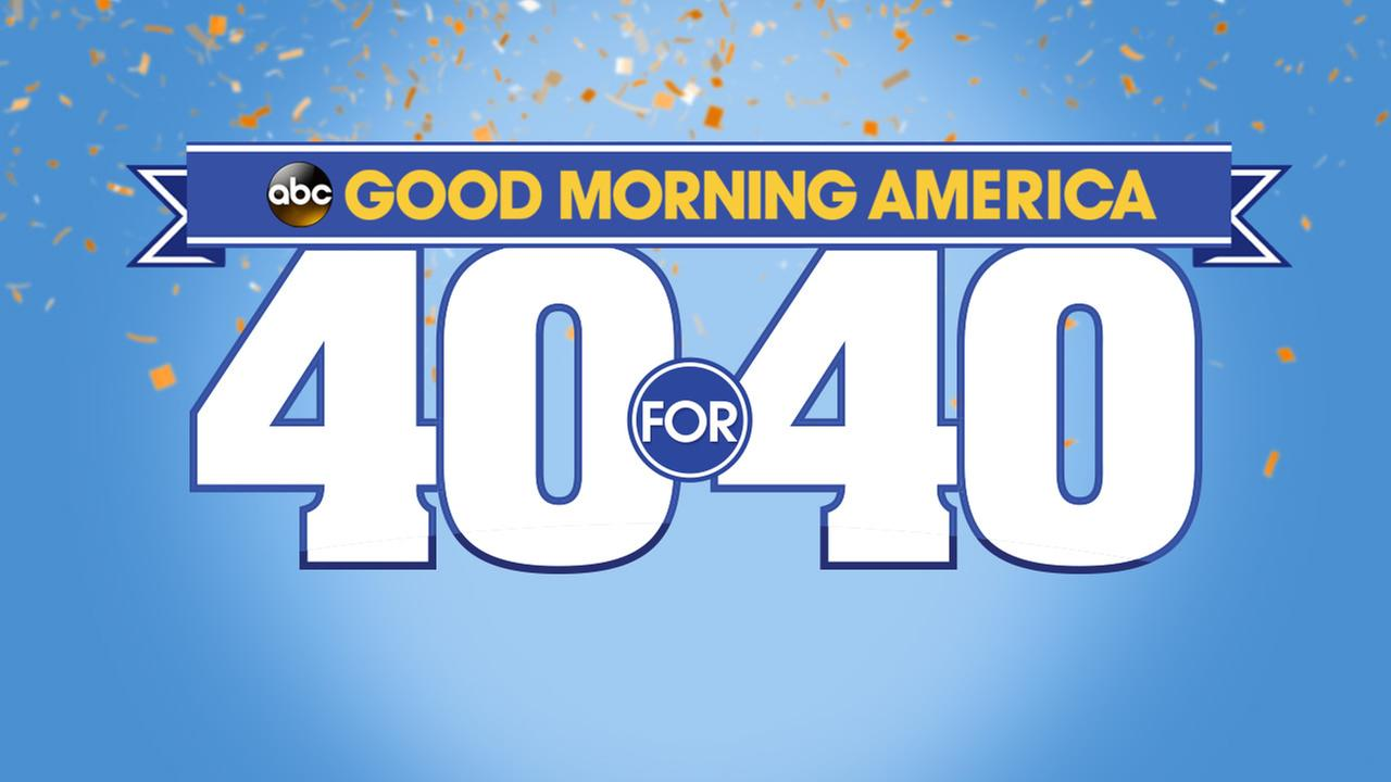 WATCH LIVE: 'GMA' to celebrate 40th anniversary with 40-hour live marathon event