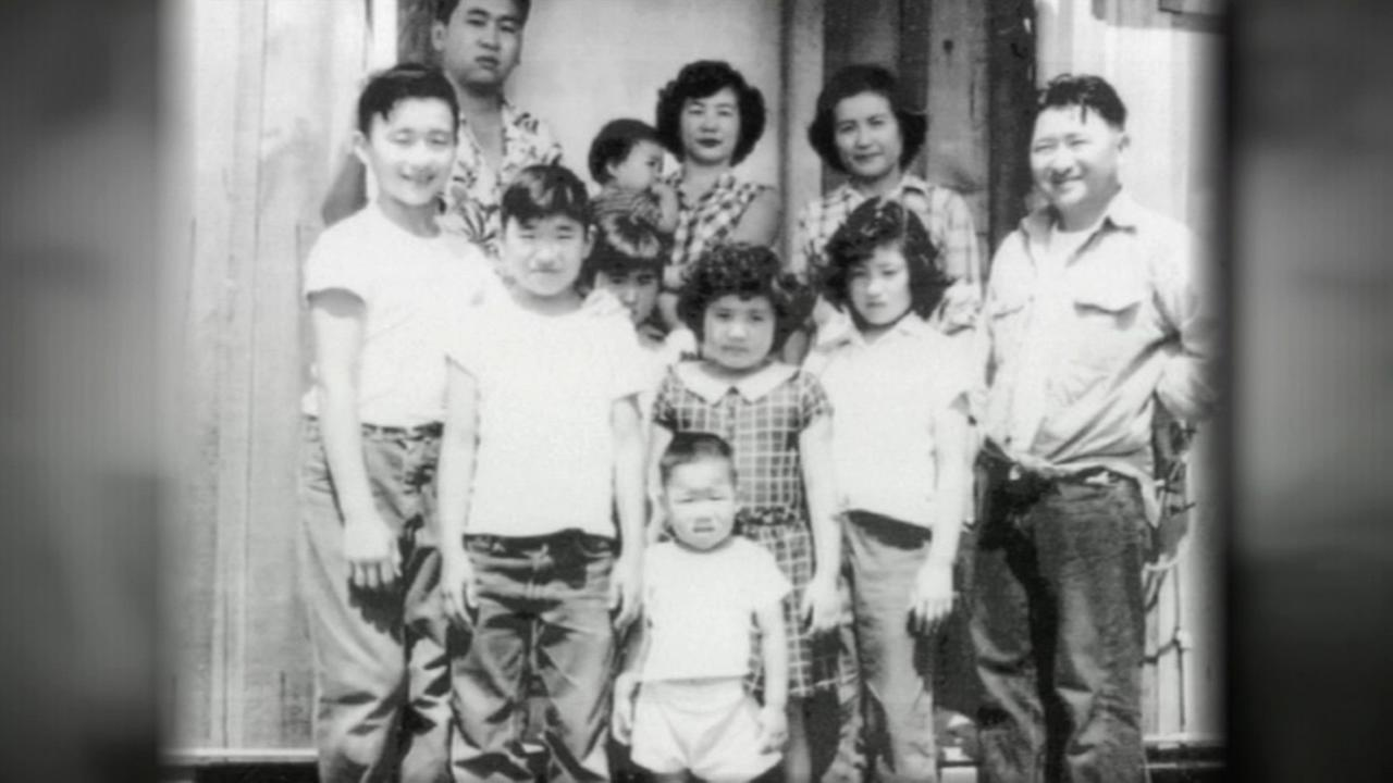 This undated photo shows Congressman Mike Honda, D-Silicon Valley, and his family.