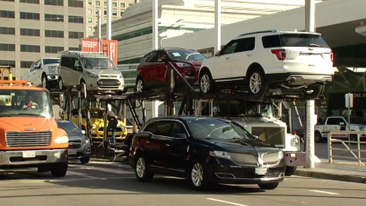 annual international auto show returns to san francisco