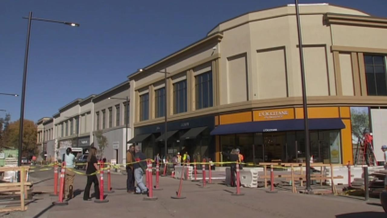 Broadway Plaza has been undergoing a $300 million renovation since March of 2014.