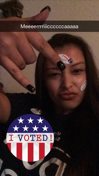 "<div class=""meta image-caption""><div class=""origin-logo origin-image ""><span></span></div><span class=""caption-text"">""Voter selfie - Jessica Ramos from Contra Costa County!"" Photo submitted via uReport.</span></div>"