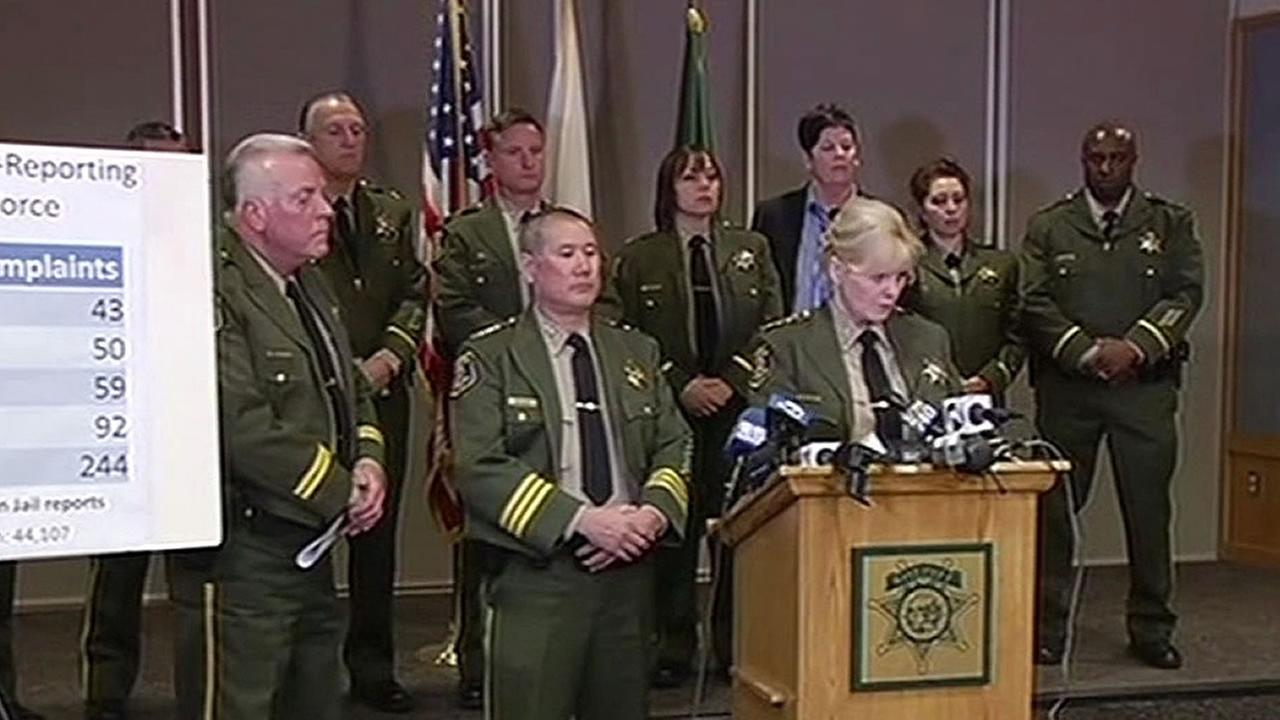 Santa Clara County Sheriff Laurie Smith
