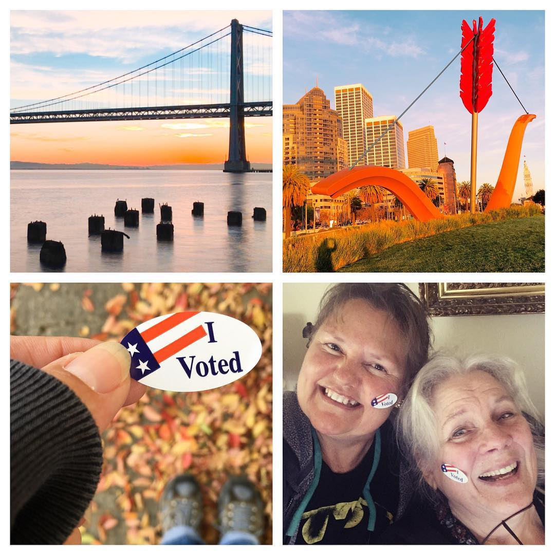 "<div class=""meta image-caption""><div class=""origin-logo origin-image none""><span>none</span></div><span class=""caption-text"">It's Election Day in the Bay Area, and ABC7 News viewers are sending in their photos using #abc7now. (pixelmania/Instagram)</span></div>"