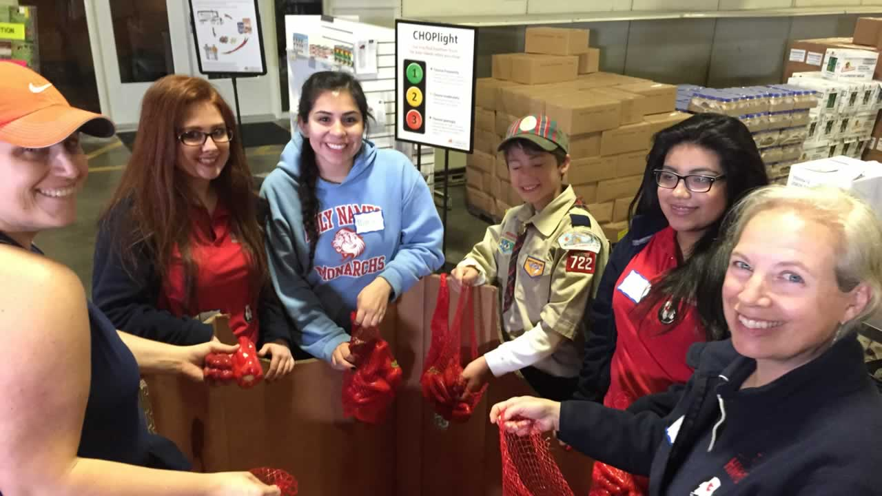 "<div class=""meta image-caption""><div class=""origin-logo origin-image ""><span></span></div><span class=""caption-text"">Faculty and staff from Holy Names High School in Oakland. They volunteer at least twice a year with a group of about 40 people </span></div>"