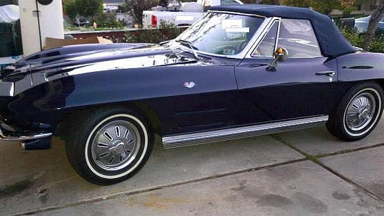 A 1964 Chevrolet Corvette is seen in this undated image.