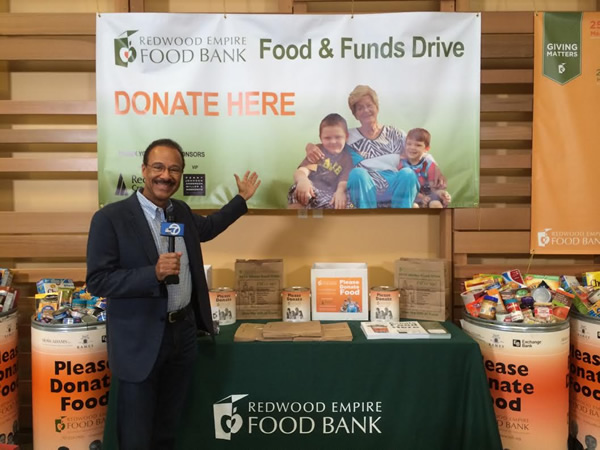 "<div class=""meta image-caption""><div class=""origin-logo origin-image ""><span></span></div><span class=""caption-text"">ABC7's Spencer Christian at the Redwood Empire Food Bank in Santa Rosa.</span></div>"