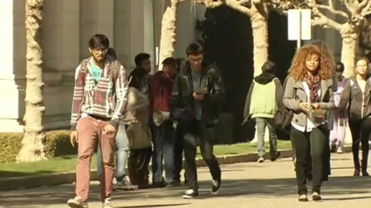 Students at San Francisco State University would consider out-of-state colleges if they could pay in-state fees.