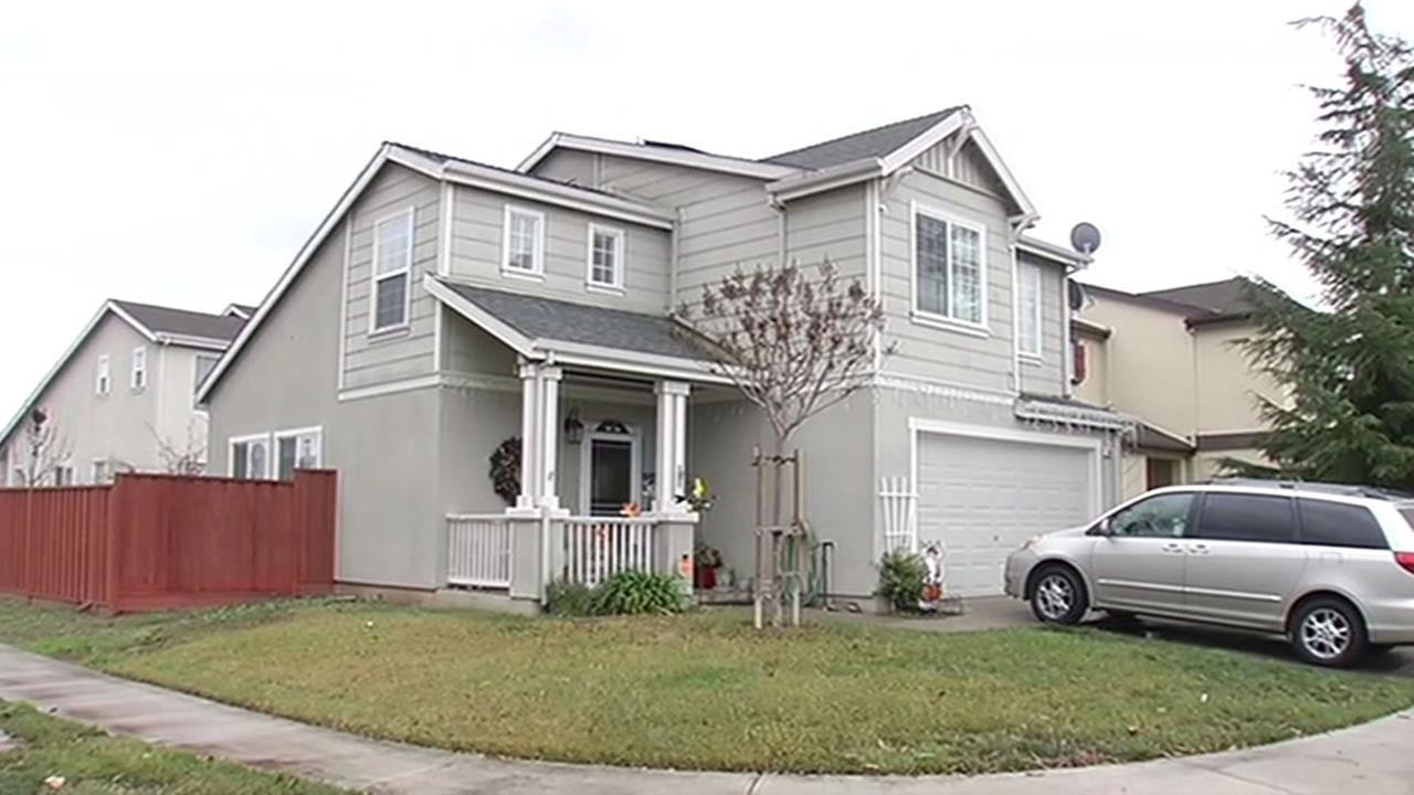 A homeowner in a Gilroy, Calif. neighborhood is one of several residents who are getting a tax refund from Santa Clara County after their homes value was improperly assessed.