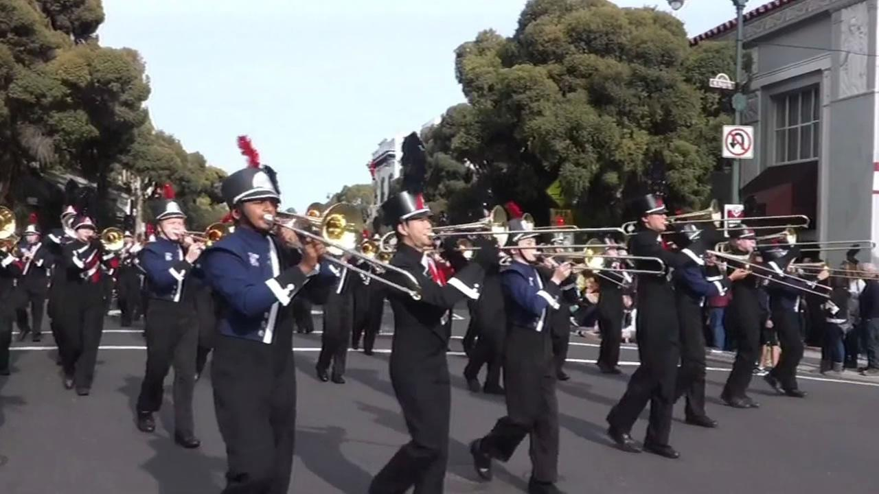 los gatos high school band