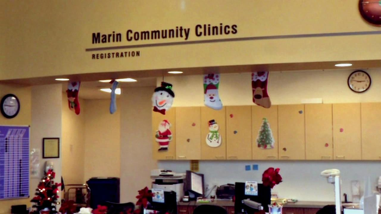 The Marin Community Clinic is seen in this undated image.