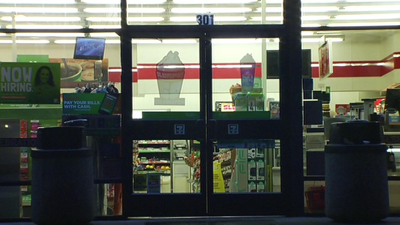 A serial robber may have struck a 7-Eleven in Walnut Creek, Thursday, January 7, 2016.