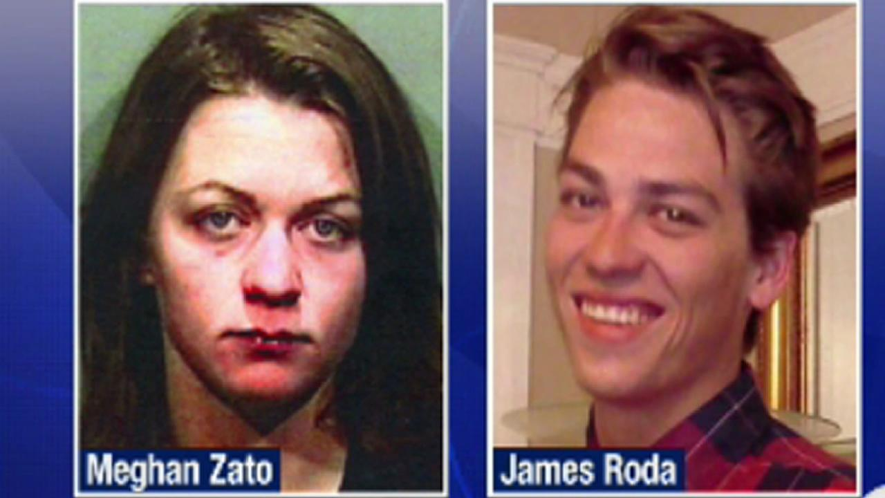 Meghan Zato, 28, was sentenced to 7 years in prison for injuring James Roda, 27, man with her car on a street outside a bar near Lake Merritt in Oakland in 2013.