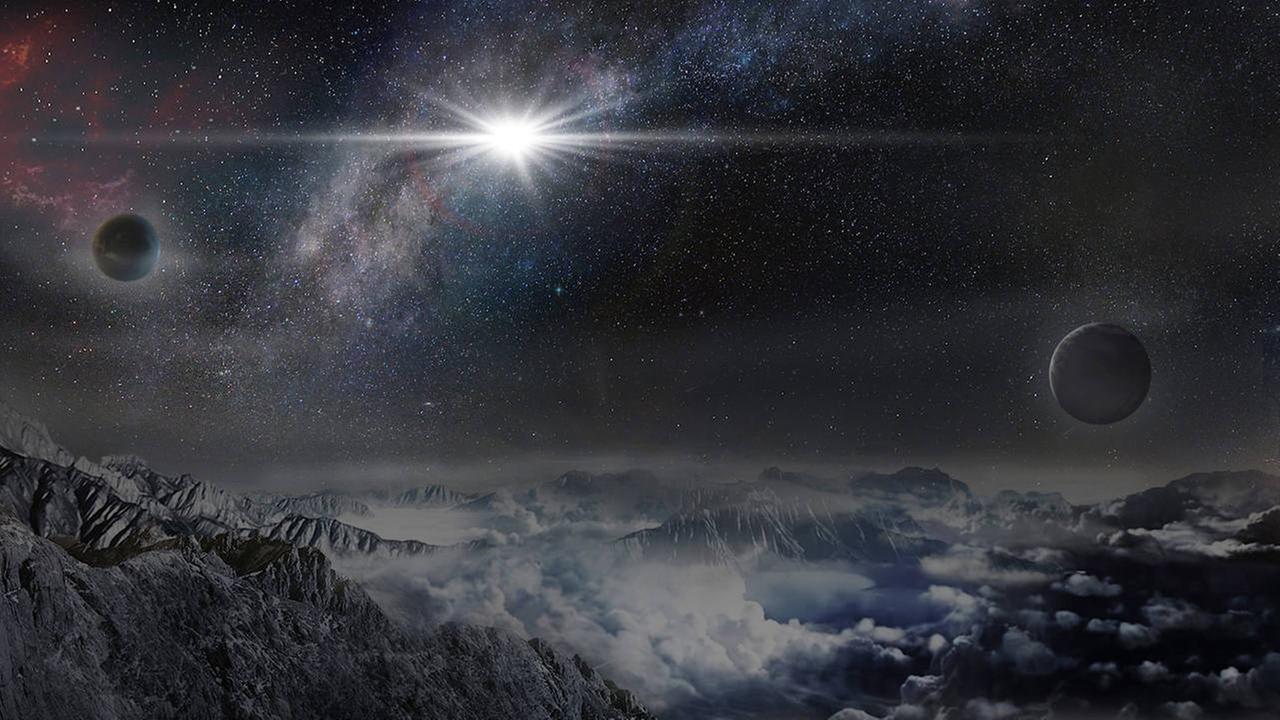 Record supernova: An explosion so bright like 570 billion Suns