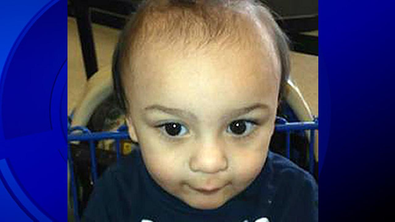 A 1-year-old-boy named Ricardo Sanchez is seen in this undated image.