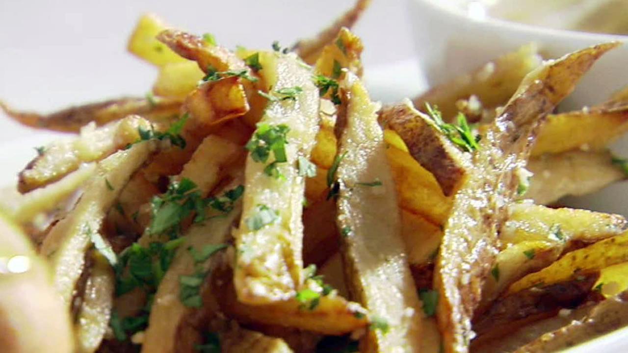 garlic friesKGO-TV