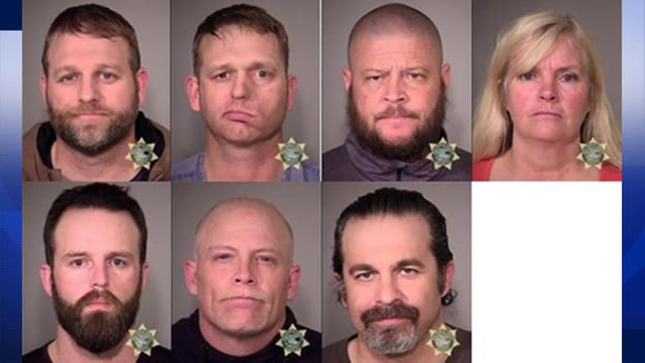 Federal and state law officers arrested the leaders of an armed group occupying a national wildlife refuge near Burns, Oregon on Tuesday, January 26, 2016.