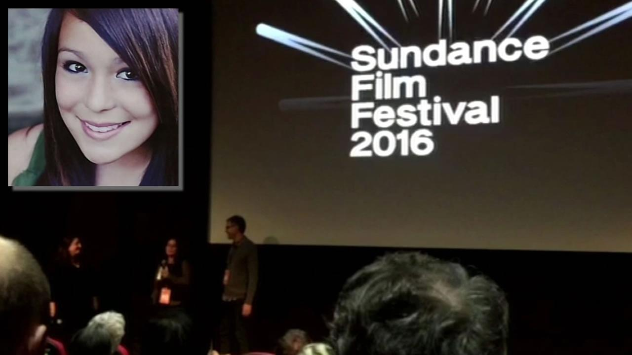 Audrie Potts story was featured in a documentary at Sundance