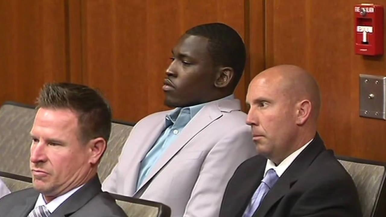 49ers linebacker Aldon Smith in court