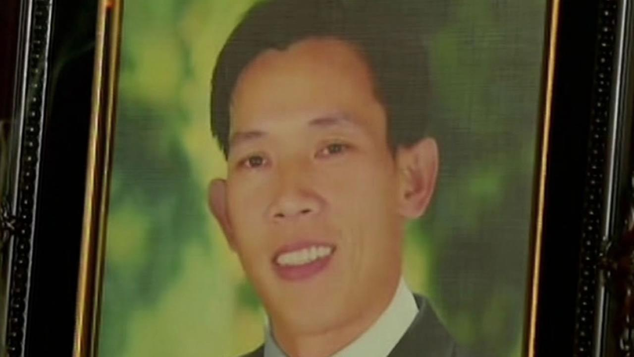 Phuoc Lam was killed in a San Jose road rage incident