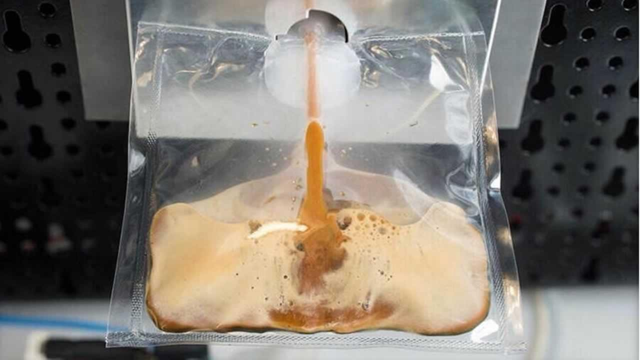 The International Space Station is getting its first coffee machine.