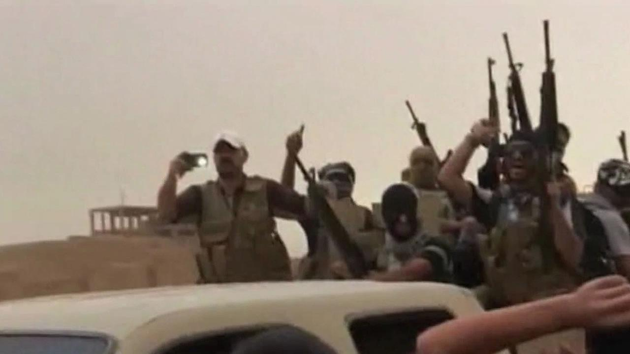 Sunni militants in Iraq