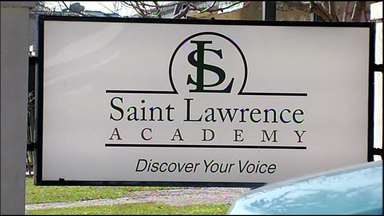Sat. Lawrence Academy in Santa Clara, Calif.