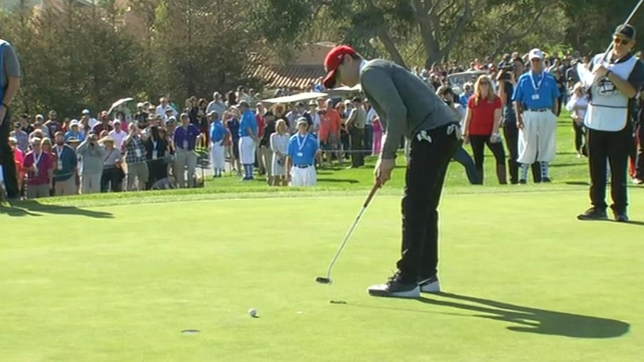 6th annual Chevron shootout at Pebble Beach