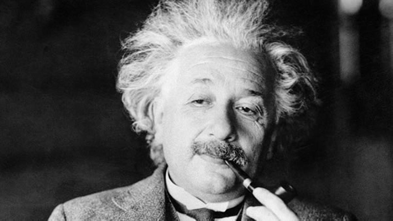 Legendary physicist Dr. Albert Einstein, author of the theory of Relativity, is shown in this undated file photo.