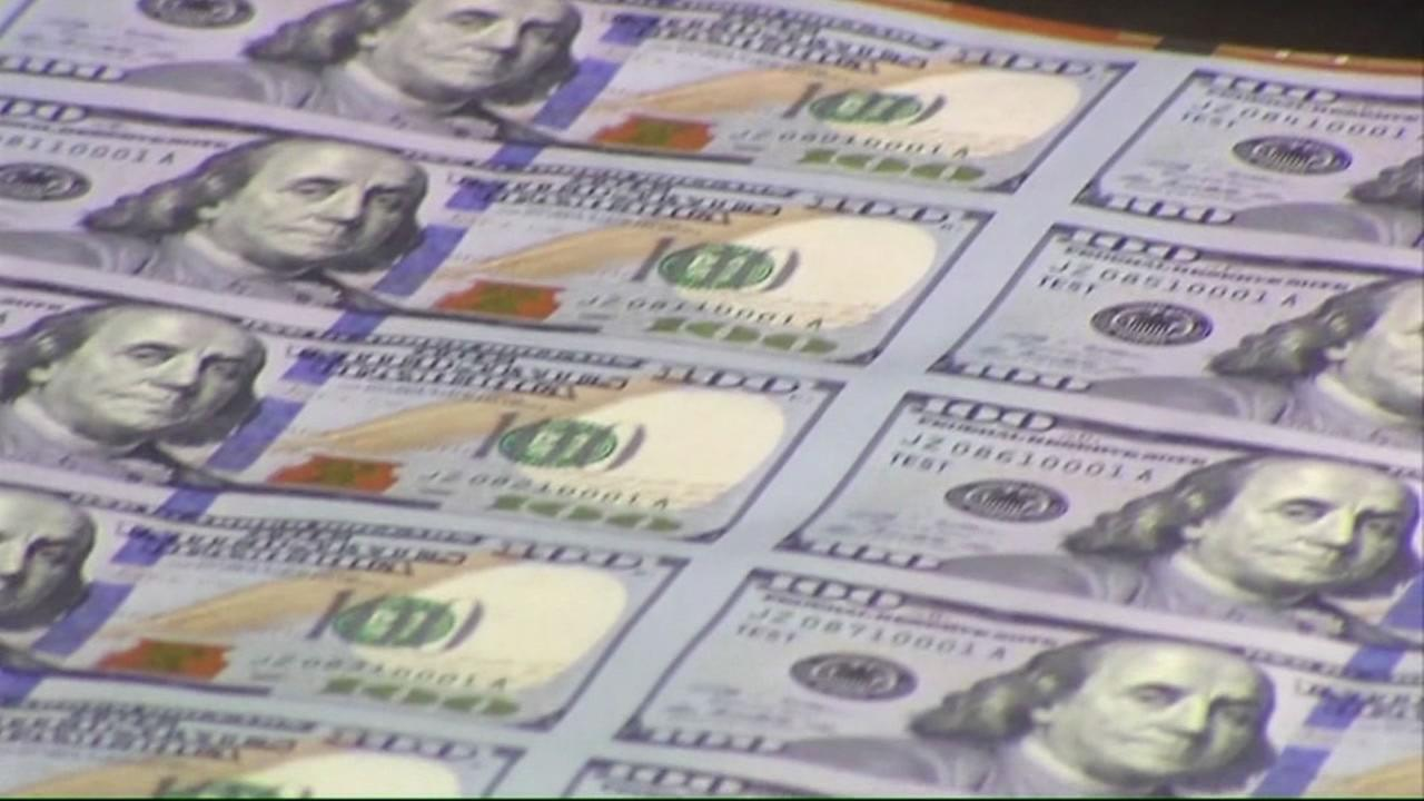 Former Treasury Secretary advocates axing $100 bill