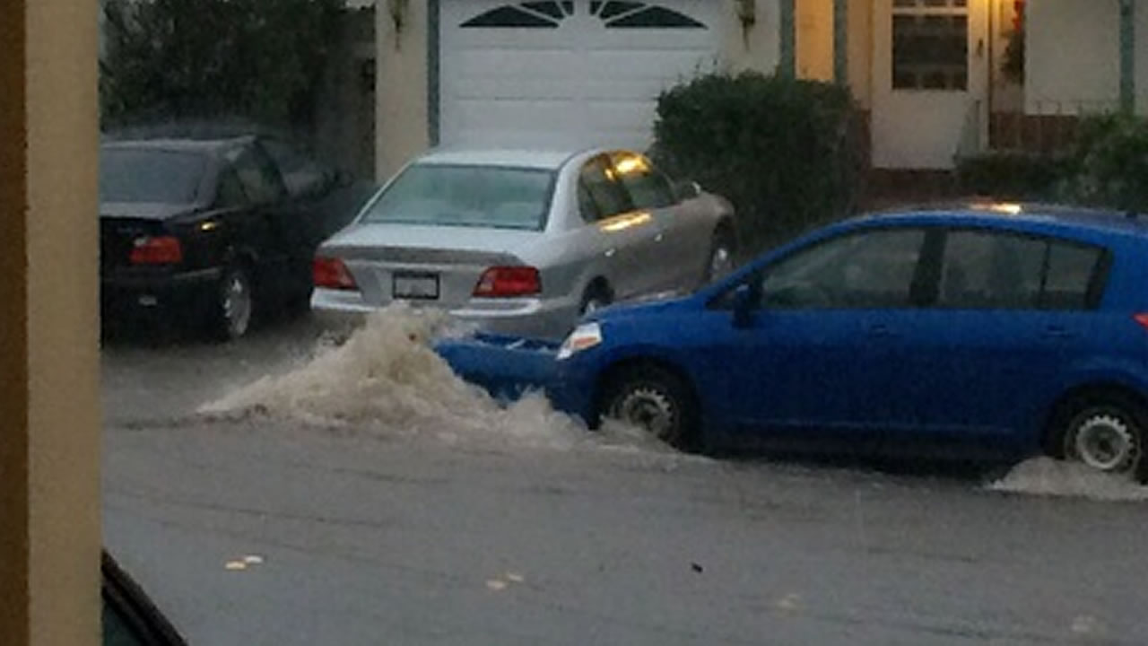 "<div class=""meta image-caption""><div class=""origin-logo origin-image ""><span></span></div><span class=""caption-text"">Water flowing on 87th St. in Daly City, Calif. on Thurday, Dec. 11, 2014 (uReport). </span></div>"