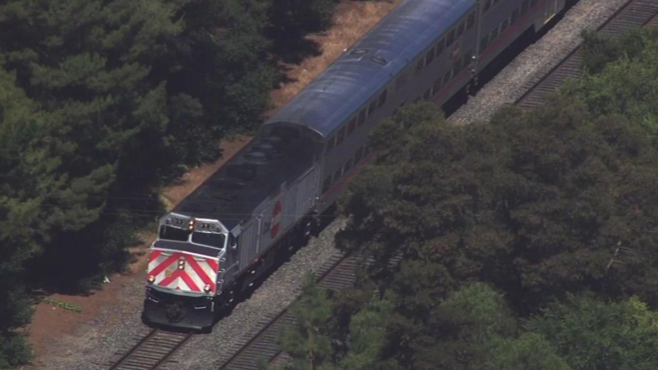 Caltrain fatal accident