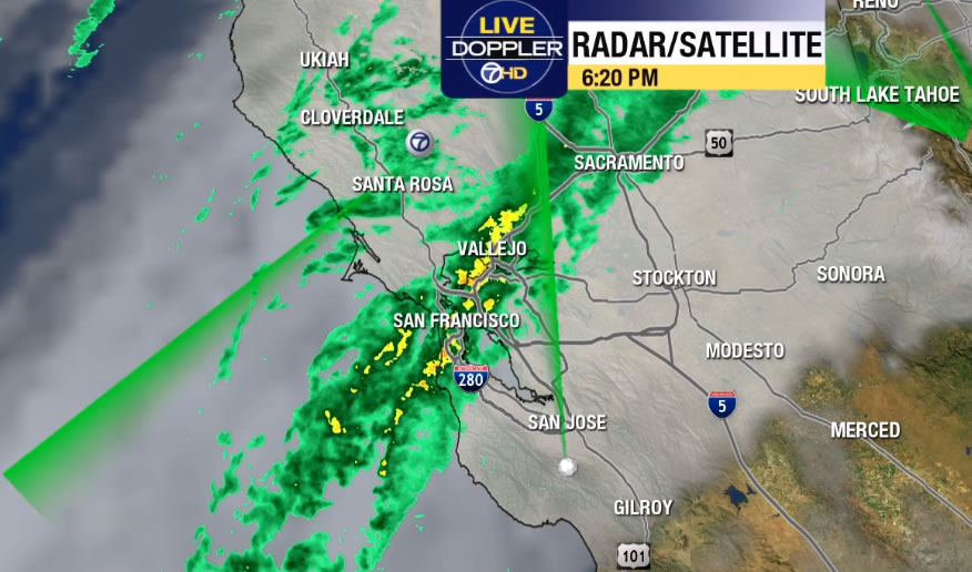 Image result for san francisco bay area doppler radar