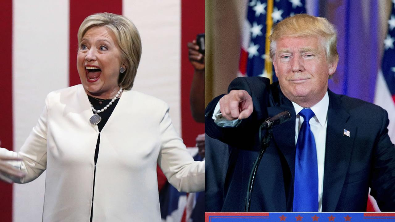 Hillary Clinton and Donald Trump are cemented as leaders int he 2016 presidential election after their victories on Super Tuesday.