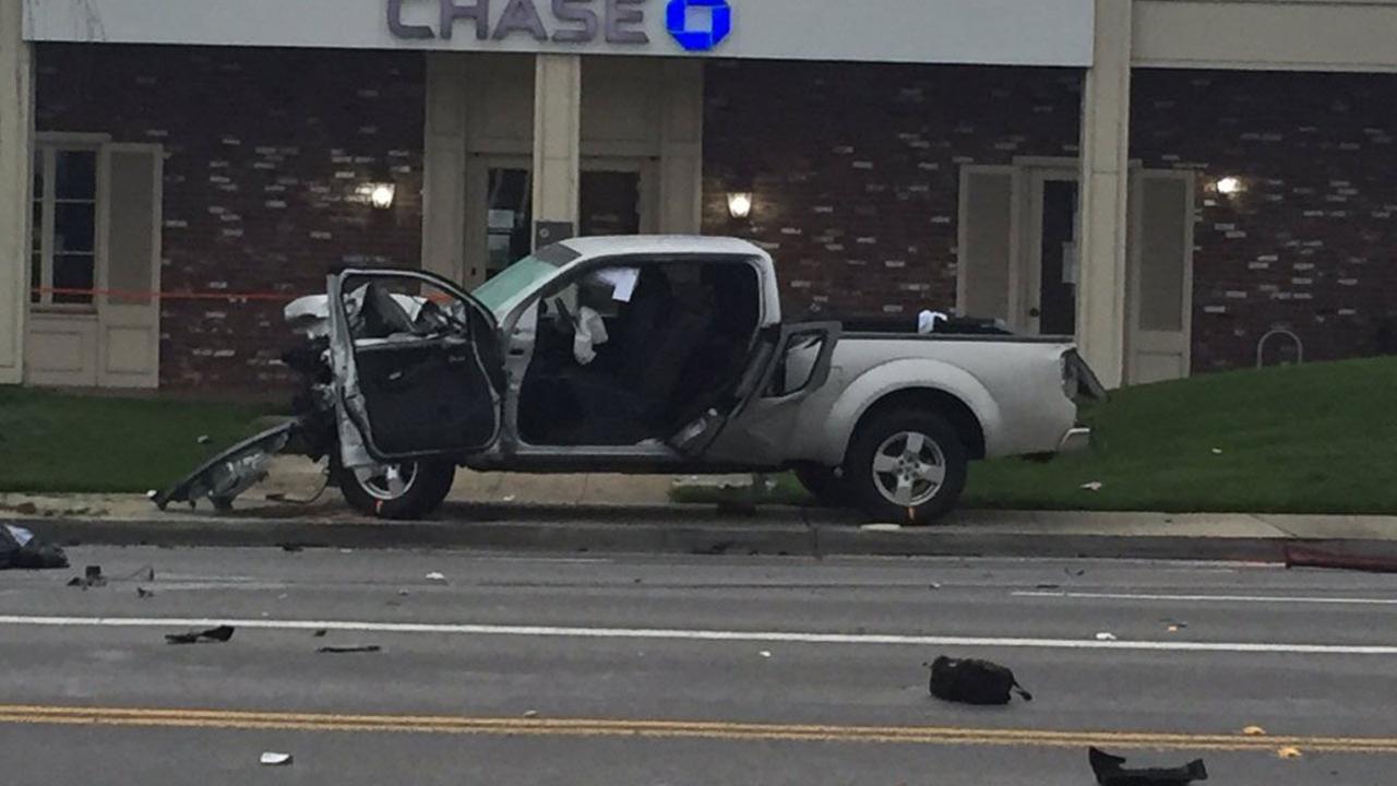 Car Accident Camden San Jose