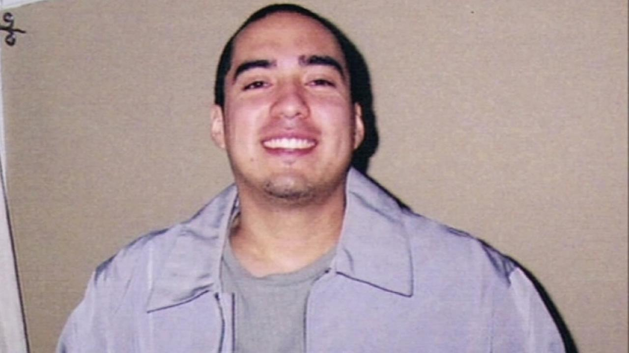 This undated image shows Alex Nieto, who was shot and killed by four San Francisco police officers in March 2014.