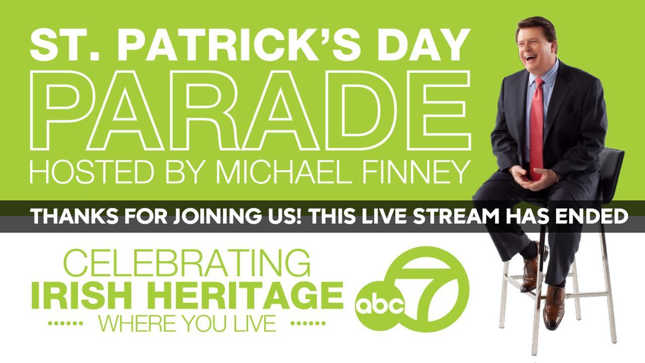 San Francisco's St. Patrick's Day Parade on ABC7
