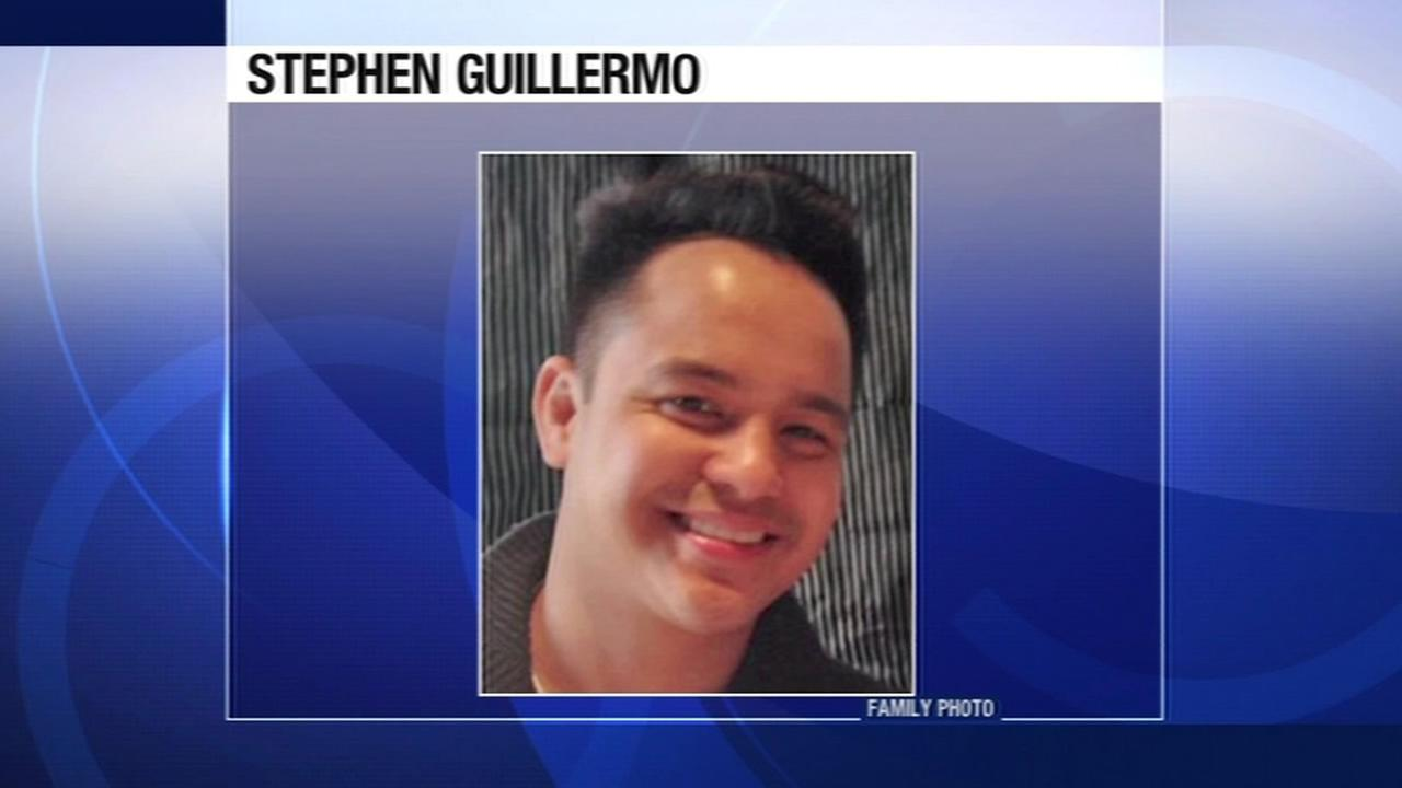 San Francisco shooting victim Stephen Guillermo.