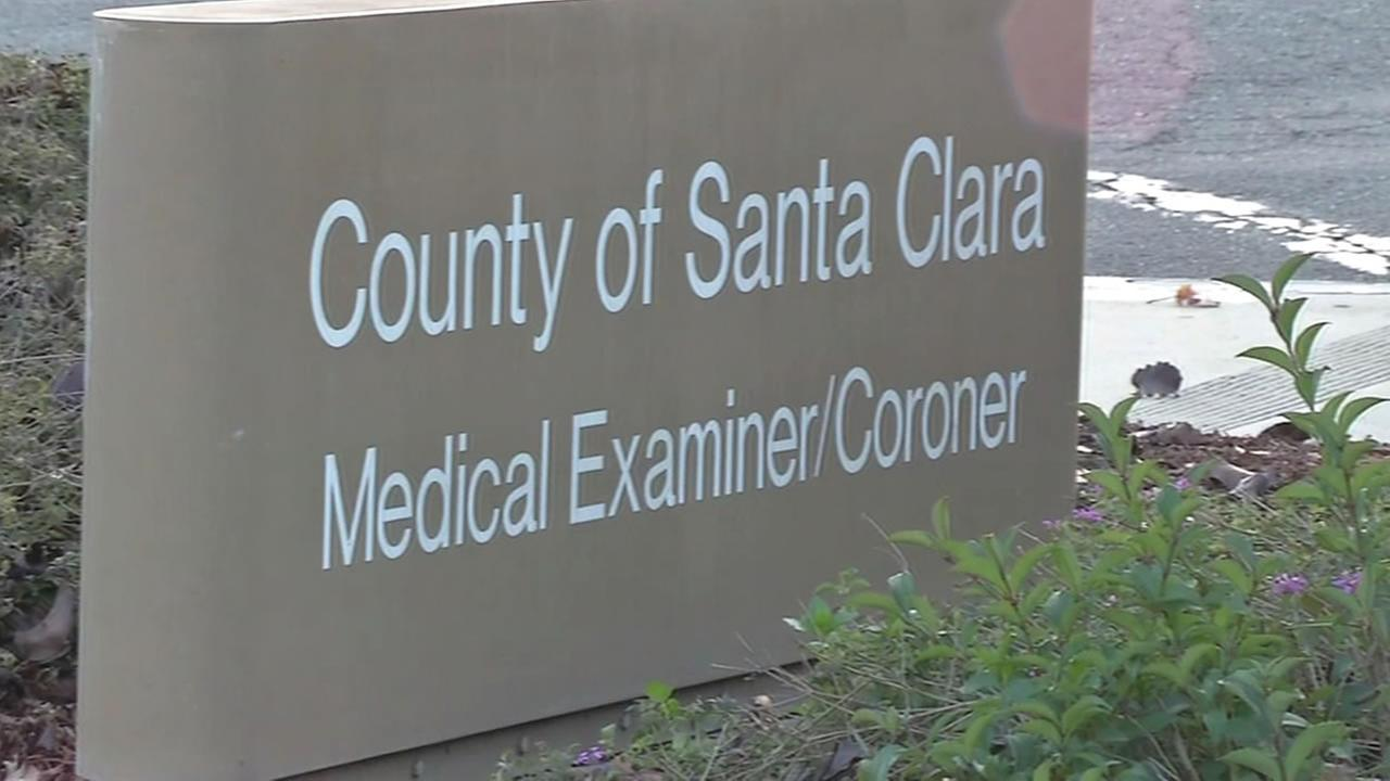 FILE- Santa Clara County Coroners office