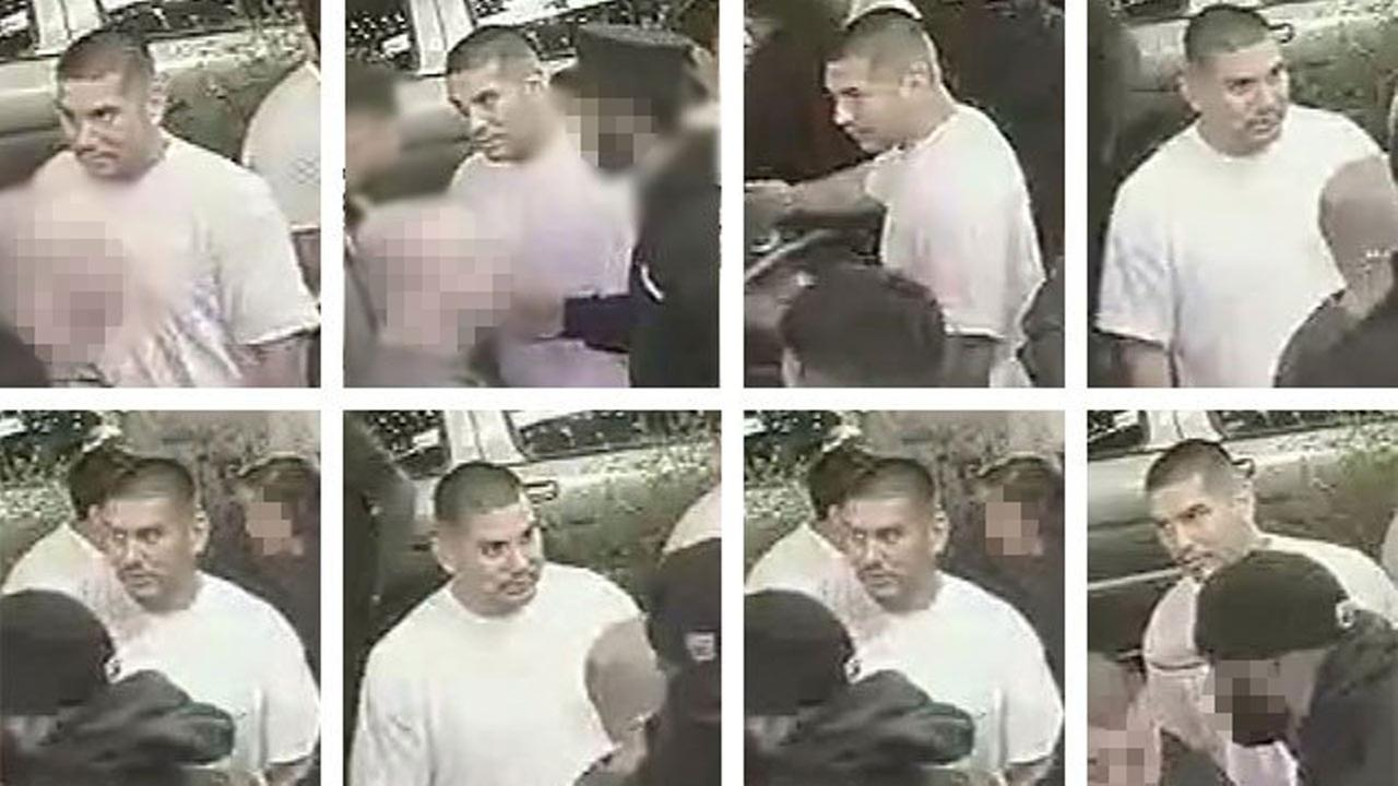 San Jose police have released video a suspect in a stabbing that allegedly occurred on November 15, 2015.